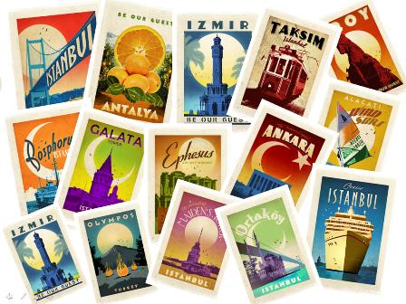 Türkiye posterleri