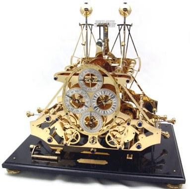 John Harrison clock