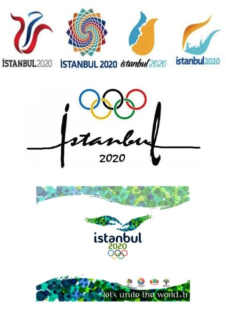 İstanbul 2020 logolar kopya