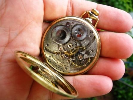 pocket watch-k