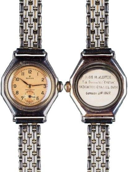 Mercedes Gleitze Rolex Oyster