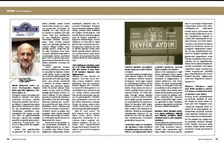 The Brandage Tevfik Aydın