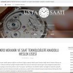 """İletişim Sen Nelere Kadirsin: """"www.ustasaati.com"""""""